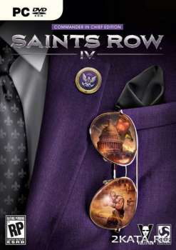 Saints Row IV: Commander-in-Chief Edition + Season Pass DLC (2013) (RUS/ENG/MULTi7) (PC) Steam-Rip / RePack