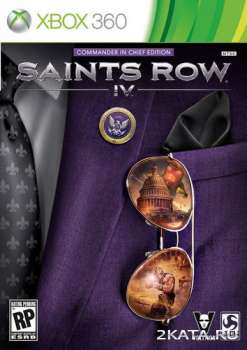 Saints Row 4 (2013) (ENG) (XBOX360)