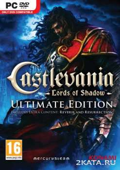 Castlevania: Lords of Shadow – Ultimate Edition (2013) (RUS/ENG/Multi6) (PC) Steam-Rip / RePack