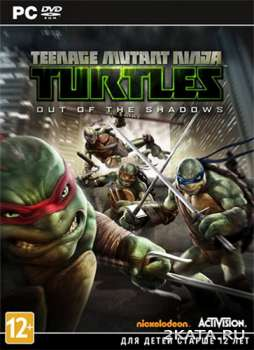 Teenage Mutant Ninja Turtles: Out of the Shadows (2013) (ENG/Multi5) (PC) Steam-Rip / RePack