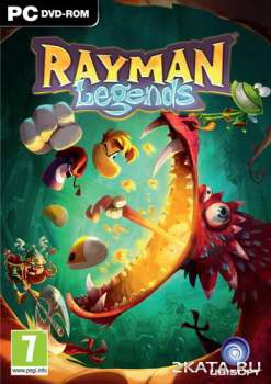 Rayman Legends (2013) (RUS/ENG/Multi12) (PC) Steam-Rip / RePack
