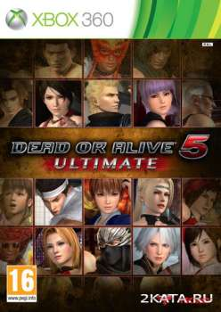 Dead or Alive 5 Ultimate (2013) (ENG) (XBOX360)