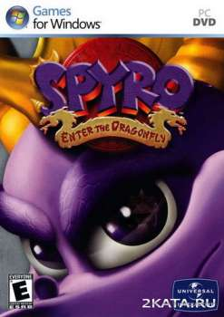 Spyro.Enter the Dragonfly (v.1.0.0.0) (2002) (RUS/ENG/Multi6) (PC)