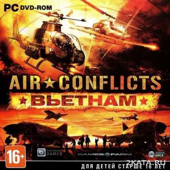Air Conflicts.Вьетнам / Air Conflicts:Vietnam (2013) (RUS/ENG/MULTI7) RELOADED / RePack