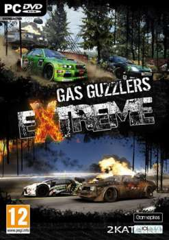 Gas Guzzlers Extreme: Full Metal Zombie (2013) (RUS/ENG) (PC) RePack