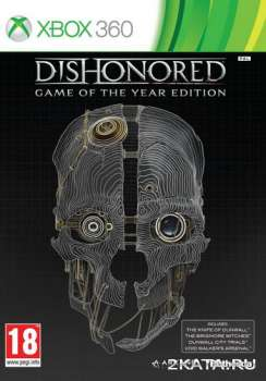 Dishonored.Game of the Year Edition (2013) (ENG) (XBOX360)
