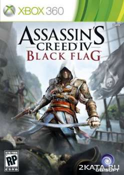 Assassins Creed 4 - Black Flag (2013) (ENG/RUSSOUND) (XBOX360)