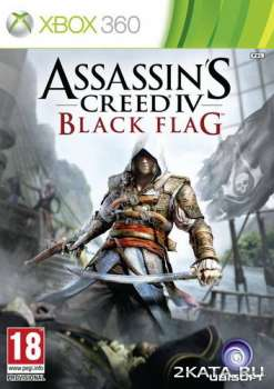 Assassins Creed 4.Чёрный Флаг / Assassins Creed IV.Black Flag (2013) (RUSSOUND) (XBOX360)
