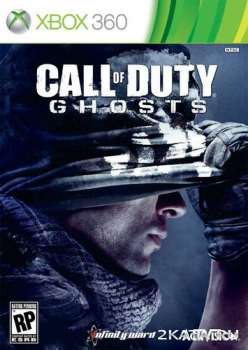 Call of Duty. Ghosts (2013) (ENG) (XBOX360)
