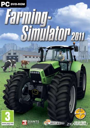 Farming Simulator.2011 (2012) (ENG/GER) (PC) (POSTMORTEM)