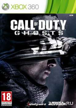 Call of Duty - Ghosts (2013) (RUSSOUND) (XBOX360)