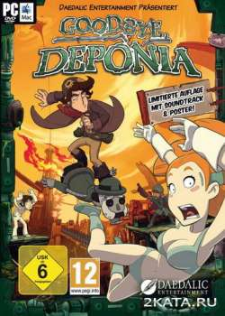Goodbye Deponia (2013) (RUS/ENG/MULTi5) (PC)