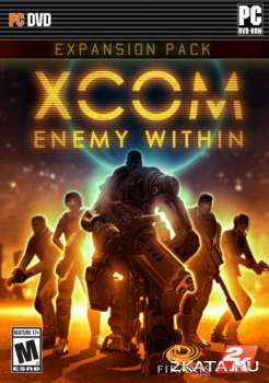XCOM : Enemy Within (2013) (RUS/ENG/MULTI9) (PC) (RELOADED)