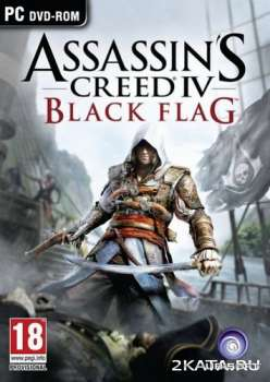 Assassin's Creed 4: Чёрный Флаг / Assassins Creed 4.Black Flag (Gold Edition / Deluxe Edition) (2013) (RUS/ENG/MULTI8) (PC) Full / Rip