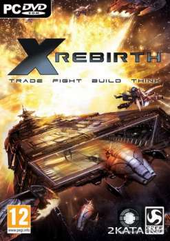 X.Rebirth (2013) (RUS/ENG) (PC) Full / RePack