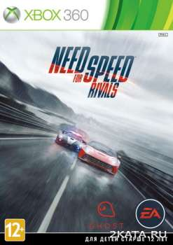 Need for Speed. Rivals (2013) (RUSSOUND) (LT/GOD/JTAG) (XBOX360)