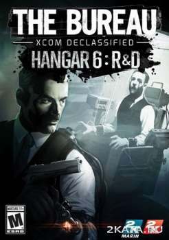 The Bureau: XCOM Declassified - Hanger 6 R&D (2013) (RUS/ENG/MULTI-8) (PC) (RELOADED)