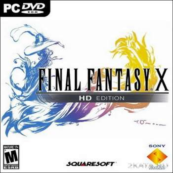 Final Fantasy X (2013) (RUS/ENG) (PC) RePack