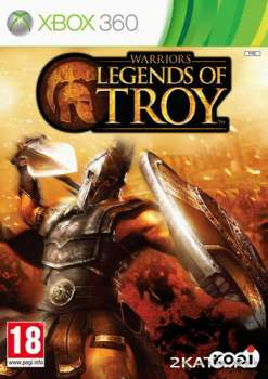 Warriors: Legends of Troy (2011) (RUS) (XBOX360)