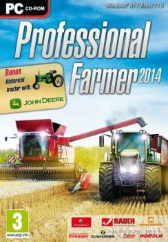 Professional Farmer 2014 (2013) (RUS/ENG/Multi10) (PC) (TiNYiSO)