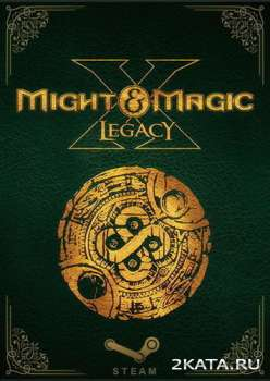 Might and Magic X Legacy - Digital Deluxe Edition (2014) (RUS/ENG/MULTI14) Steam-Rip