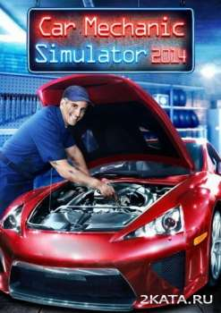 Car Mechanic Simulator 2014 (2014) (ENG) (PC)