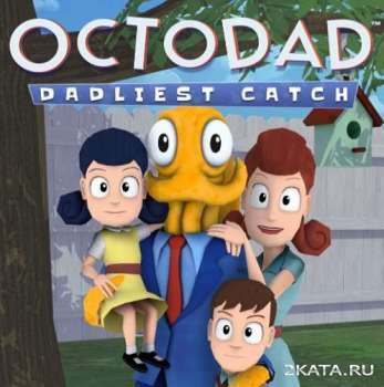 Octodad: Dadliest Catch (2014) (RUS/ENG/Multi4) (PC) (CODEX)