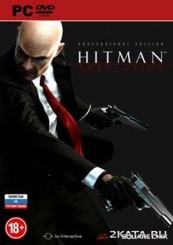 Hitman: Absolution - Professional Edition + DLC (2012) (RUS/ENG/Multi8) (PC) RePack