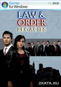 Law and Order: Legacies - Gold Edition (2012) (RUS/ENG/Multi3) (PC) RePack