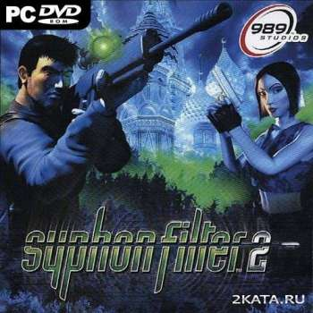 Syphon Filter 2 (2000) (RUS) (PC) by Ma2012ks