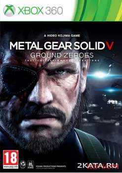 Metal Gear Solid V: Ground Zeroes (2014) (RUS) (XBOX360)