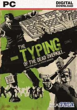 The Typing of The Dead: Overkill (2013) (ENG/Multi4) Full / RePack