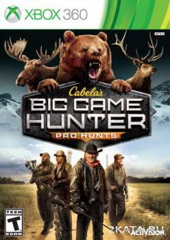 Cabelas Big Game Hunter: Pro Hunts (2014) (ENG) (XBOX360)