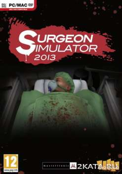 Surgeon Simulator 2013: Steam Edition (2013) (RUS/ENG/MULTI14) (PC) Steam-Rip
