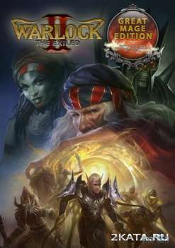 Warlock 2: The Exiled - Great Mage Edition + ALL DLC (2014) (ENG) (PC)