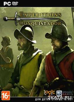 Expeditions: Conquistador (2013) (RUS/ENG/MULTi5) (PC) Steam-Rip