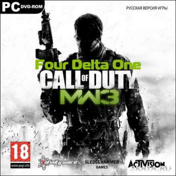 Call of Duty: Modern Warfare 3 + DLC (Multiplayer Only) (2011) (RUS) (PC)