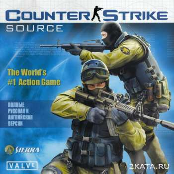Counter-Strike: Source (v.1.0.0.81) (2004) (ENG/RUS/MULTI25) RePack