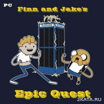 Finn and Jakes Epic Quest (2014) (ENG) (PC) (HI2U)