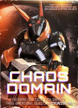 Chaos Domain (2014) (ENG) (PC) (CODEX)