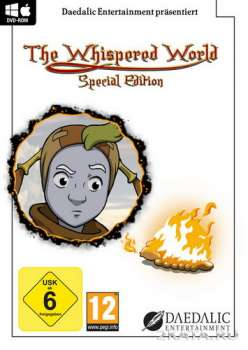 The Whispered World. Special Edition / Ускользающий мир (2014) (RUS/ENG/Multi6) (PC) (FAIRLIGHT)