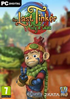 The Last Tinker: City of Colors (2014) (ENG) (PC) (RELOADED)