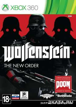 Wolfenstein: The New Order (2014)(RUS/Multi8) (XBOX360)