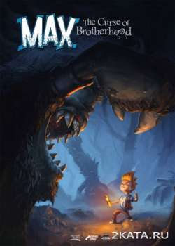Max: The Curse of Brotherhood (2014) (ENG) (Multi6) (PC)