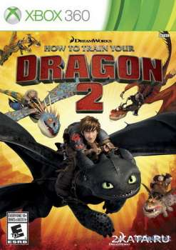 How to Train Your Dragon 2 (2014) (ENG) (XBOX360)