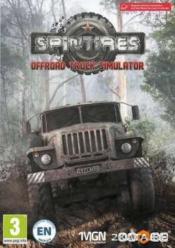 Spintires (2014) (RUS/ENG/MULTI18) (PC)