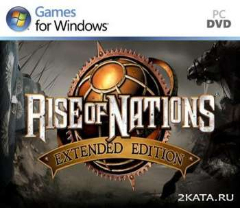 Rise of Nations: Extended Edition (2014) (RUS/ENG/MULTi5) (PC) Full / RePack