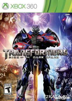 Transformers: Rise of the Dark Spark (2014) (ENG) (XBOX360)