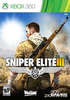 Sniper Elite 3 + DLC (2014) (RUSSOUND/MULTI-9) (XBOX360)