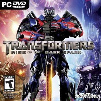 Transformers: Rise of the Dark Spark (2014) (RUS/ENG) (PC) Steam-Rip / RePack